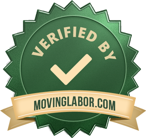 Verified By movinglabor.com
